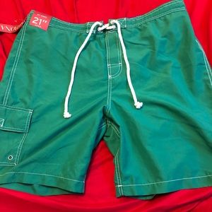 Merona Size Large swimming trunk